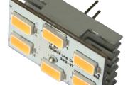 Illumicare LED Bipin Rear S