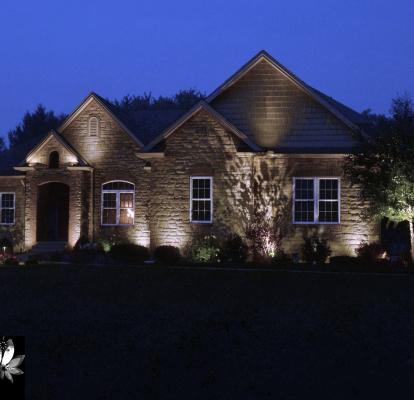 Starry Night House
