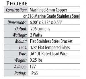Phoebe-Specs