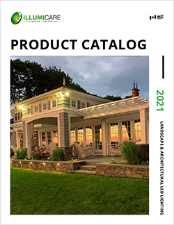 2021 Illumicare Landscape & Architectural LED Lighting Product Catalog
